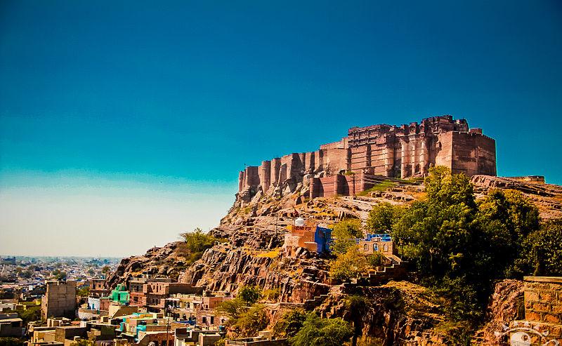 Mehrangarh-fort Rajasthan Tours